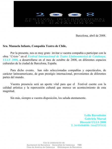 Microsoft Word - Invitaci—n Ulls Chile Cristo